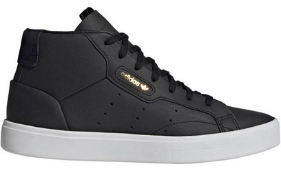 Adidas Sleek Mid W - Ee4727 Zwart Sneakers - Adidas Originals