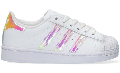 Adidas Sneakers - Superstra Holographic Jr - Adidas Originals