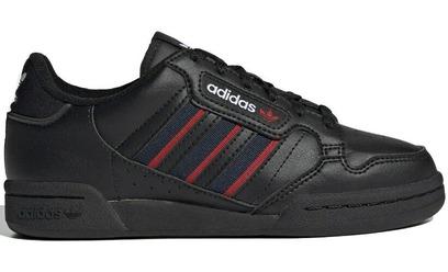 Adidas Continental 80 - Stripes Black - Adidas Originals