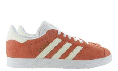 Adidas Sneakers Dames - Gazelle Cg6067 Oranje - Adidas Originals
