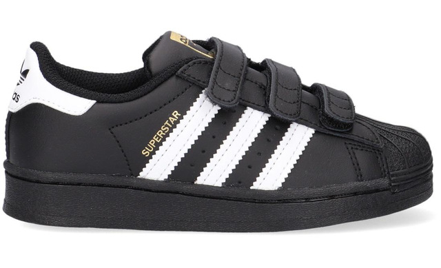 Adidas Superstar - Sneaker Black White - Adidas Originals