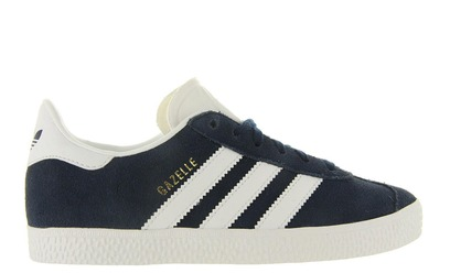 Blauwe Adidas Sneakers - Gazelle By9144 - Adidas Originals