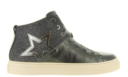 Zilveren Sneakers - 54822a Meisjes - Andrea Morelli