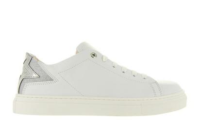 Witte Sneaker - Ib54659a Meisjes - Andrea Morelli