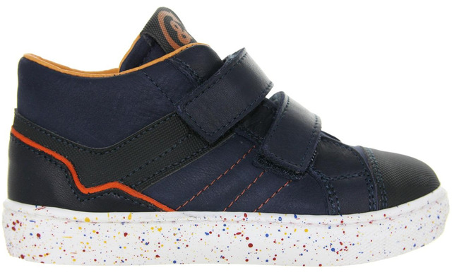 Bana & Co Klittband Sneaker - 20232516 Jongens - Bana & Co