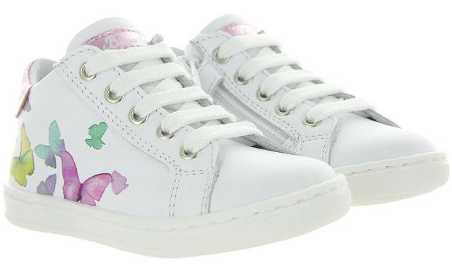 Bana Klittenband Sneaker - 20132070 Vlinder Meisjes - Bana & Co