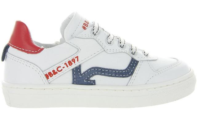 Bana Sneakers - 20132515 Wit Jongens - Bana & Co