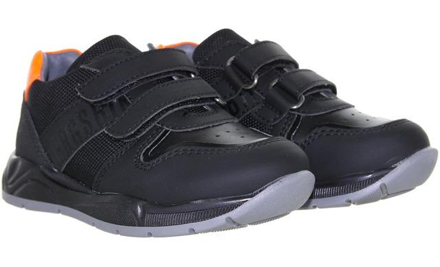 Bikkembers Klittenbandschoenen - 20582 Zwart Jongens - Bikkembergs