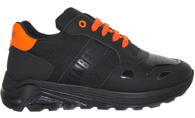 Bikkembers Sneakers - 20585 Zwart Jongens - Bikkembergs