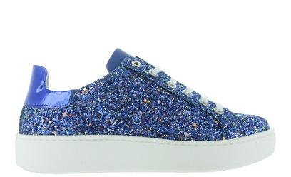Blauwe Sneakers - E8689 Meisjes - Cherie