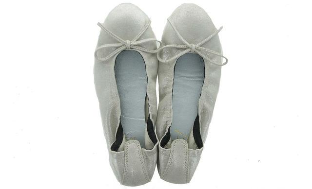 Beige Clic Ballerina - 7290 Meisjes - Clic!
