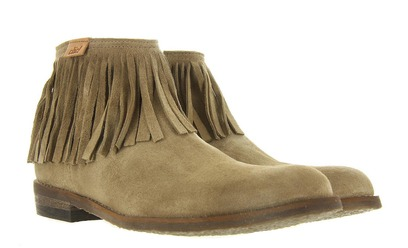 Clic Enkelboots - Cx9026 Taupe - Clic!