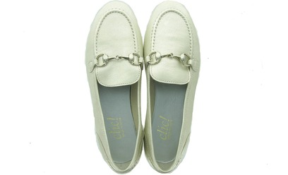 Clic Loafers - 9401 Goud Dames - Clic!