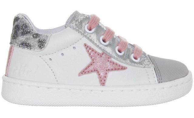 Clic Sneakers - 20302-g Meisjes - Clic!