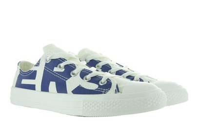 Wit-blauwe All Star Sneakers - 359535c - 159535c Uni - Converse