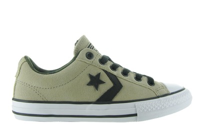 Beige All Star Sneakers - Star Player 660002 Jongens - Converse