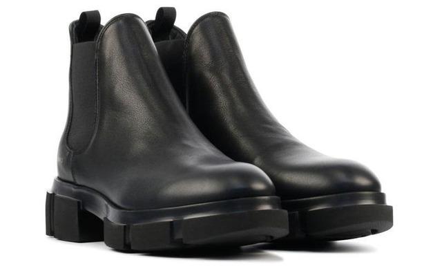 Copenhagen Chelsea Boot - Cph521 Vitello Black - Copenhagen Studios