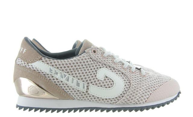 Beige Sneakers - Revolt Soft Skin Dames - Cruyff Classics