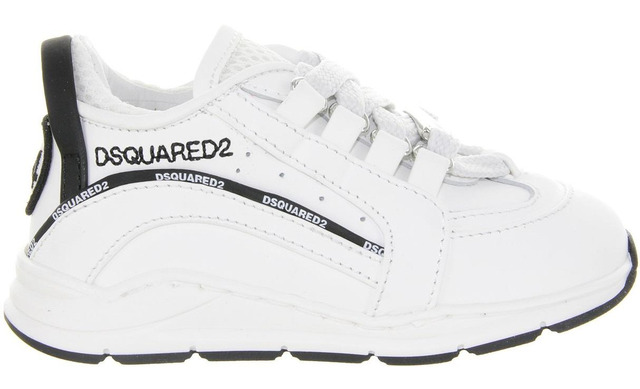 Dsquared2 Sneaker - 66980 Wit - Dsquared2