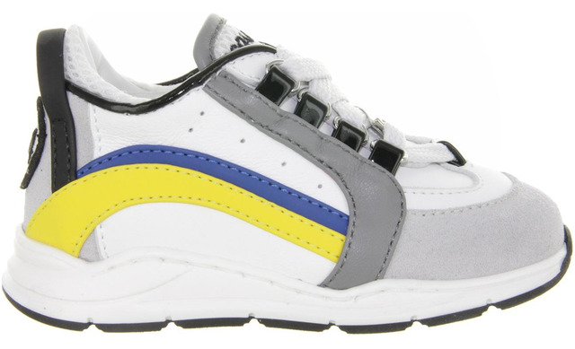 Dsquared2 Sneaker - 66981 Geel - Dsquared2