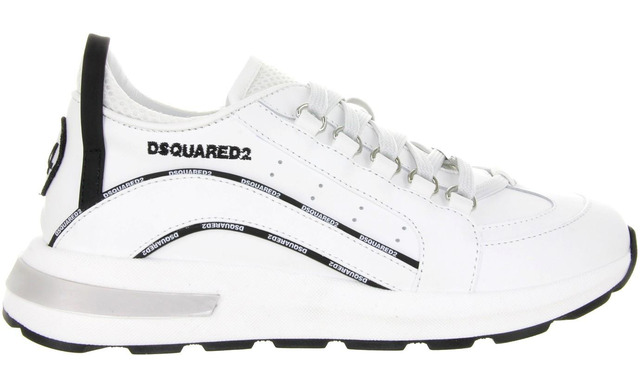 Dsquared2 Sneaker - 67049 Wit Kids - Dsquared2