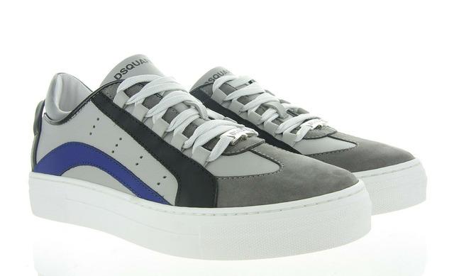 Dsquared2 Sneakers - Licht Grijs - Dsquared2