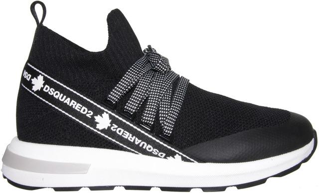 Dsquared2 Sok Sneaker - 67055 Black - Dsquared2