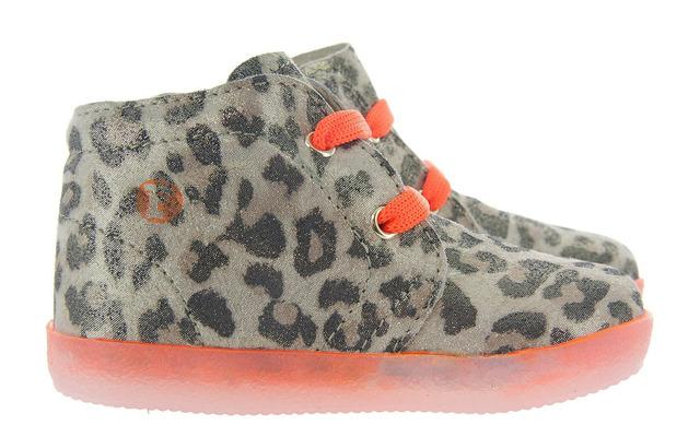 Falcotto Special 2 - Conte Leopard Oranje Meisjes - Falcotto By Naturino
