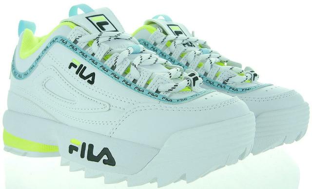 Fila Sneaker - Disrupter Logo Jr - Fila