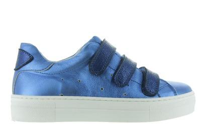 Blauwe Klittenbandschoenen - 1549 Meisjes - Freesby