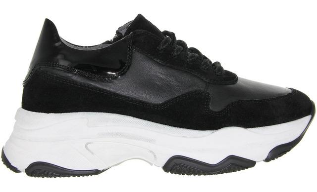 Hip Gattino Sneakers - G1748 Zwart Meiden - Hip