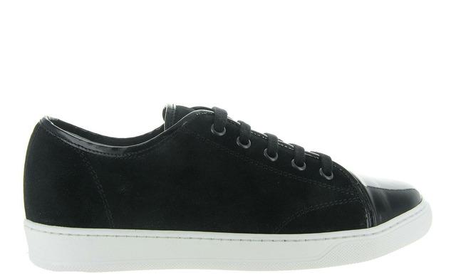 Lanvin Low Top Sneaker - Zwart Unisex - Lanvin