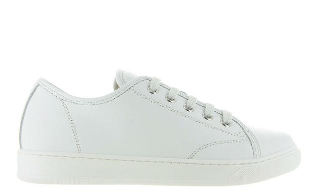 Lanvin Low Top Sneaker - Wit Unisex - Lanvin