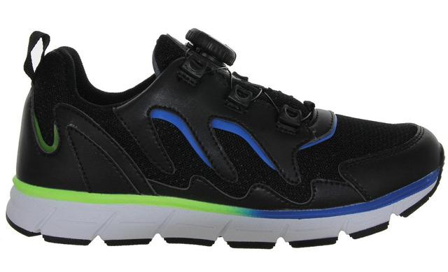 Piedro Sport Sneaker Boa - 1517011819 Zwart Jongens - Piedro Sport