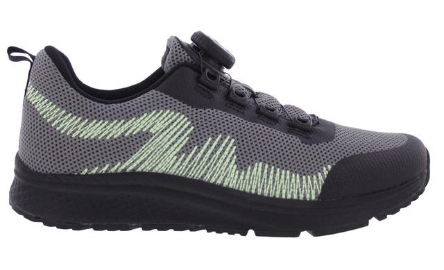 Piedro Sport Sneaker Boa - 1517005810 Zwart Jongens - Piedro Sport