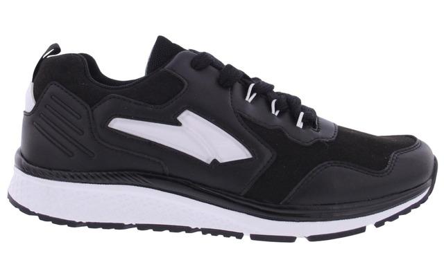 Piedro Sport Sneaker - 1517010810 Zwart Jongens - Piedro Sport