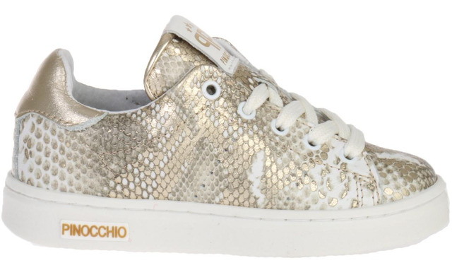 Pinocchio Sneakers - P1777 Meisjes - Pinocchio By Hip
