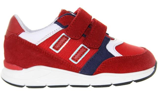 Pinocchio Klittenband Sneakers - P1747 Jongens - Pinocchio By Hip