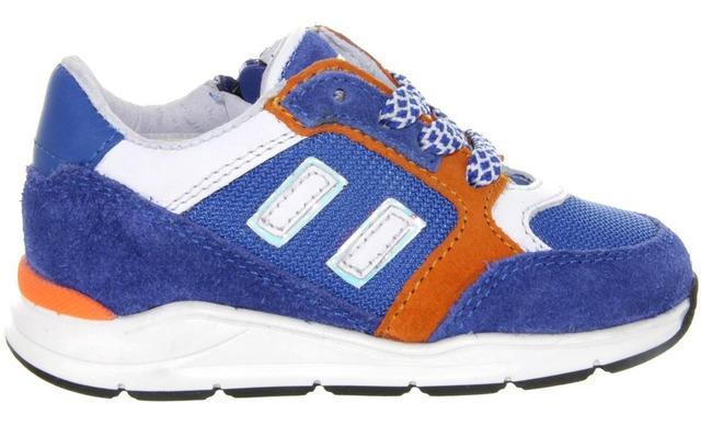 Pinocchio Sneakers - P1746 Blauw Jongens - Pinocchio By Hip