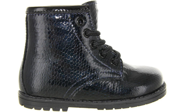 Pinocchio Veterboots - F1946 Blauw Meisjes - Pinocchio By Hip