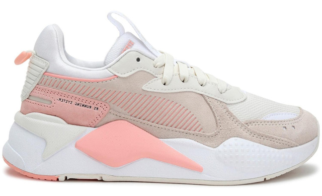 Rs-x Reinvent Women - 37100811 Eggnog- Apricot  Blush Sneakers - Puma