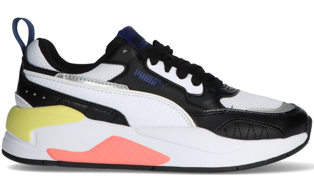 Puma Xray 2 Square - Black-white-yellow - Puma