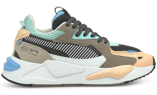 Puma Rs-z Sneakers - Peach Parfait Uni Jr - Puma