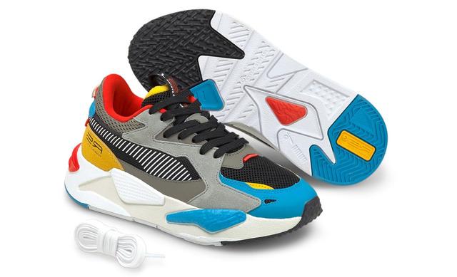Puma Rs-z Sneakers - Hawaiian Ocean Uni - Puma