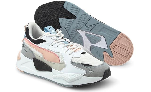 Puma Rs-z Re Invent - White Lotus Sneakers - Puma