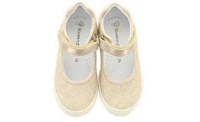 Gouden Bandschoenen - 8755-431 Meisjes - Romagnoli