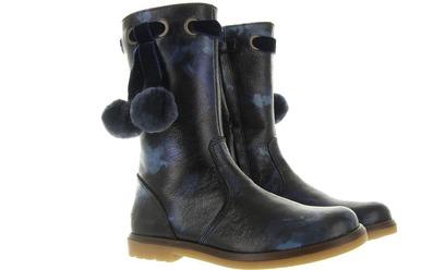 Blauwe Laarzen - 9772 Meisjes - Romagnoli