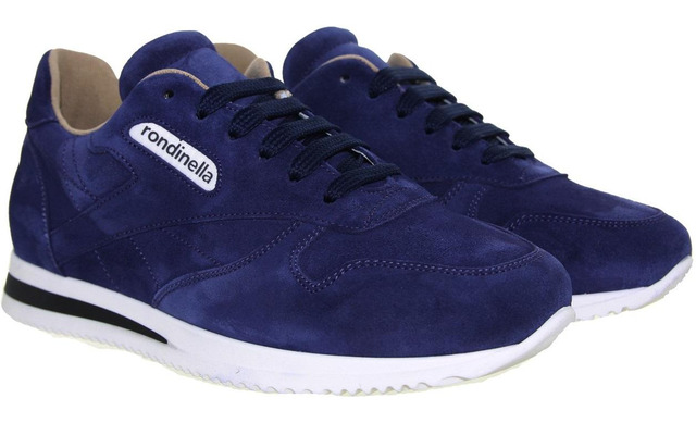 Rondinella Basket Sneakers - 11532 - Rondinella