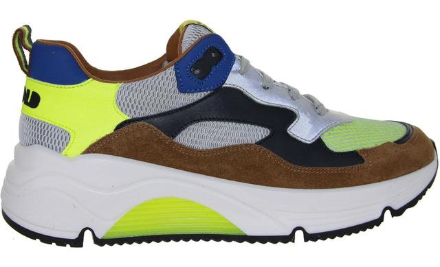 Rondinella Sneakers - 11712f Cognac - Rondinella