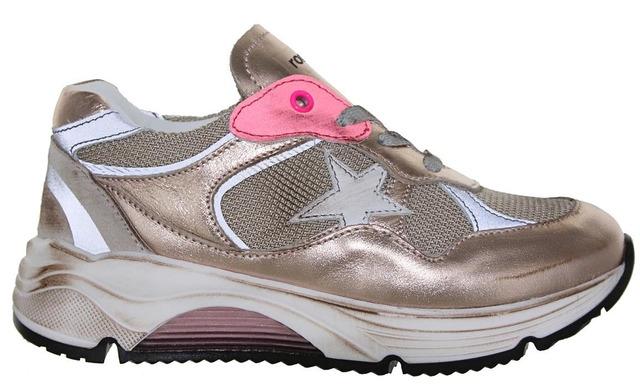 Rondinella Sneaker - 11957 Goud Meisjes - Rondinella